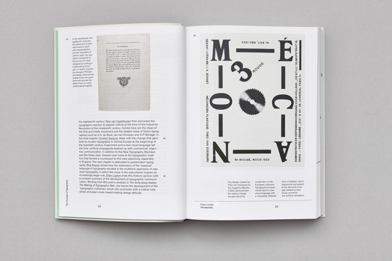 coppens alberts The Triumph of Typography
